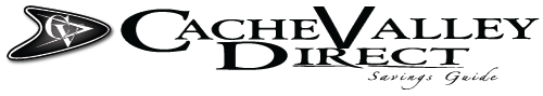 Cache Valley Savings Guide logo