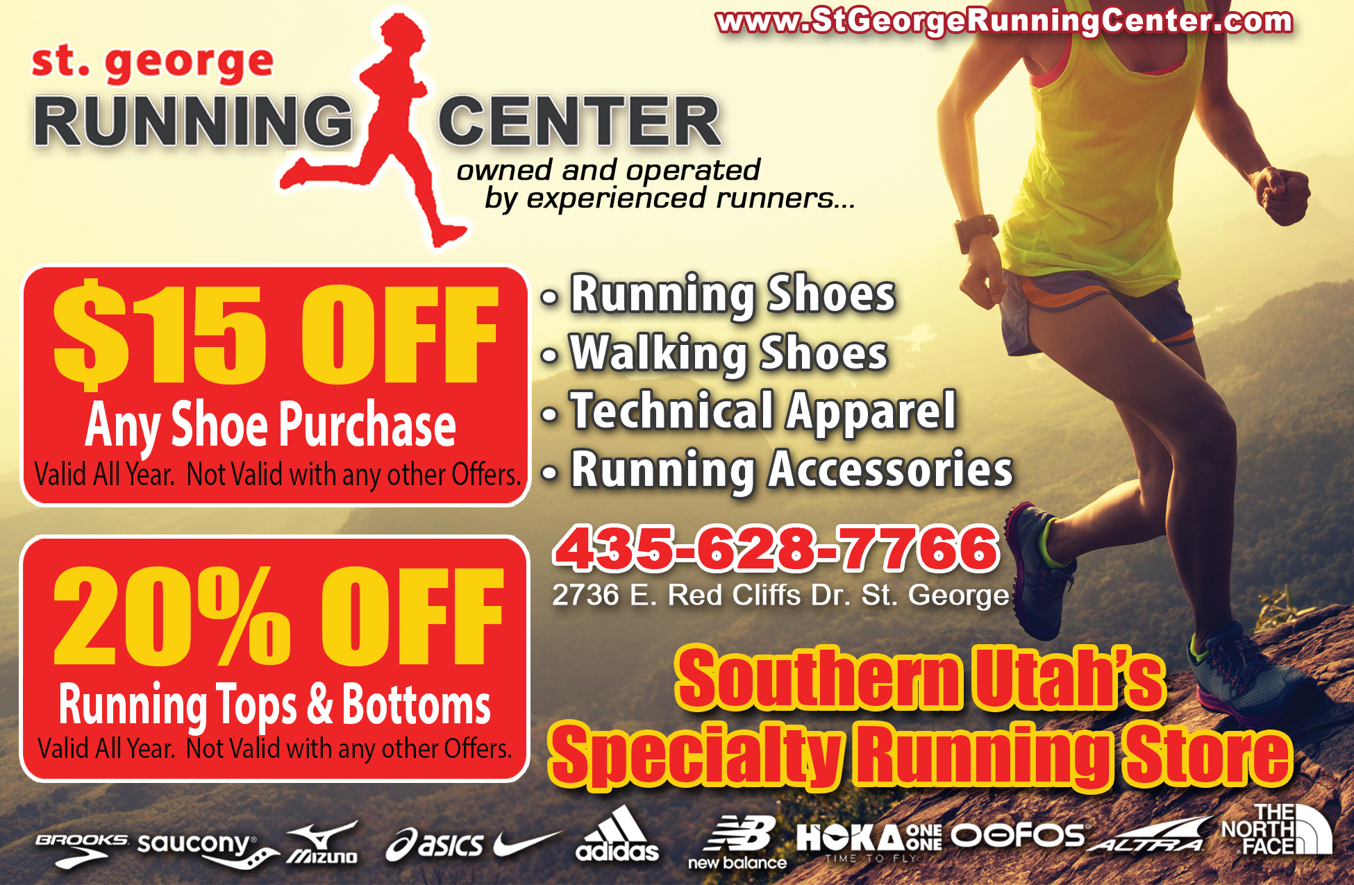 St George Running Center