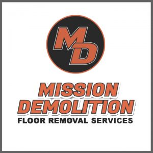 Mission Demolition - floor removal services