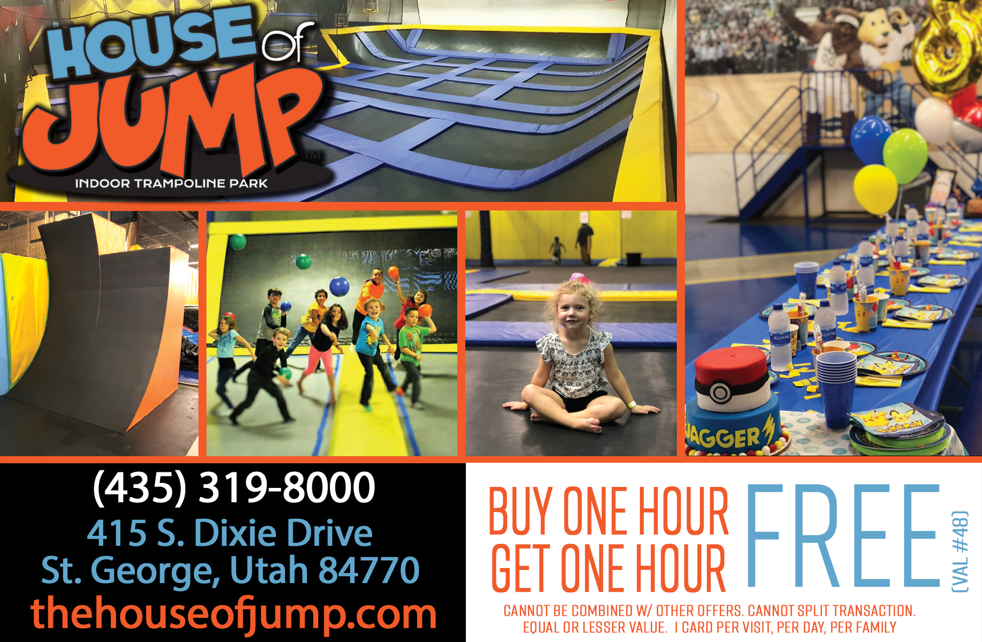 House of Jump - Indoor Trampoline Park
