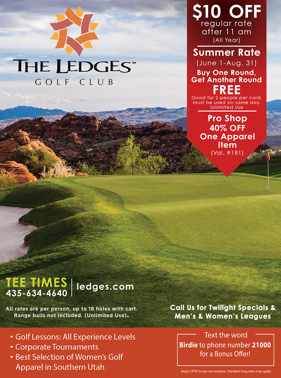 The Ledges Golf Club