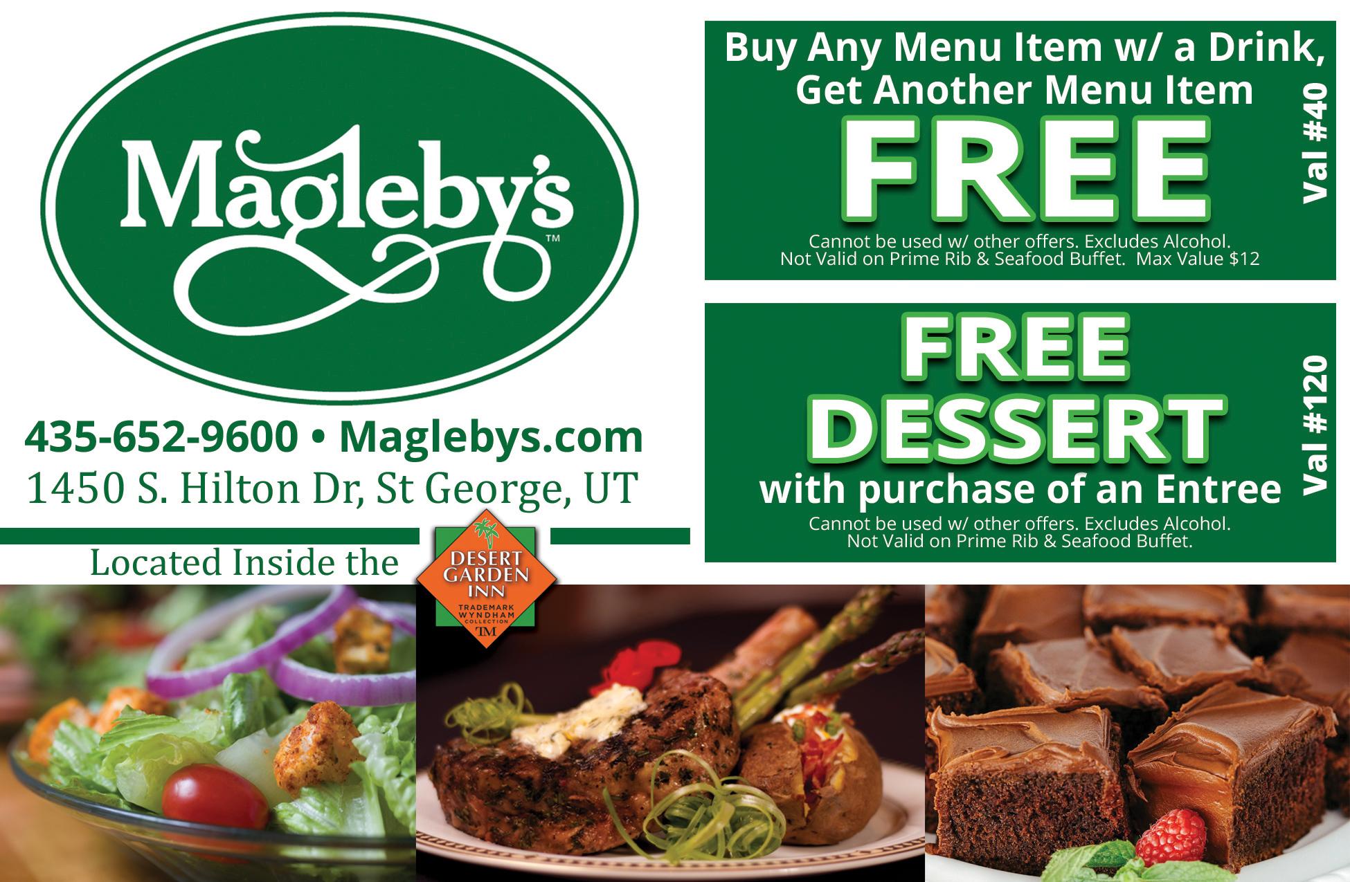 Maglebys - fine dining