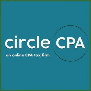 circle CPA - online tax help