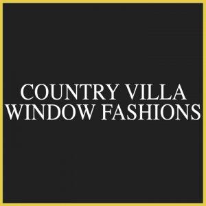 Country Villa Window Fashions - custom windows