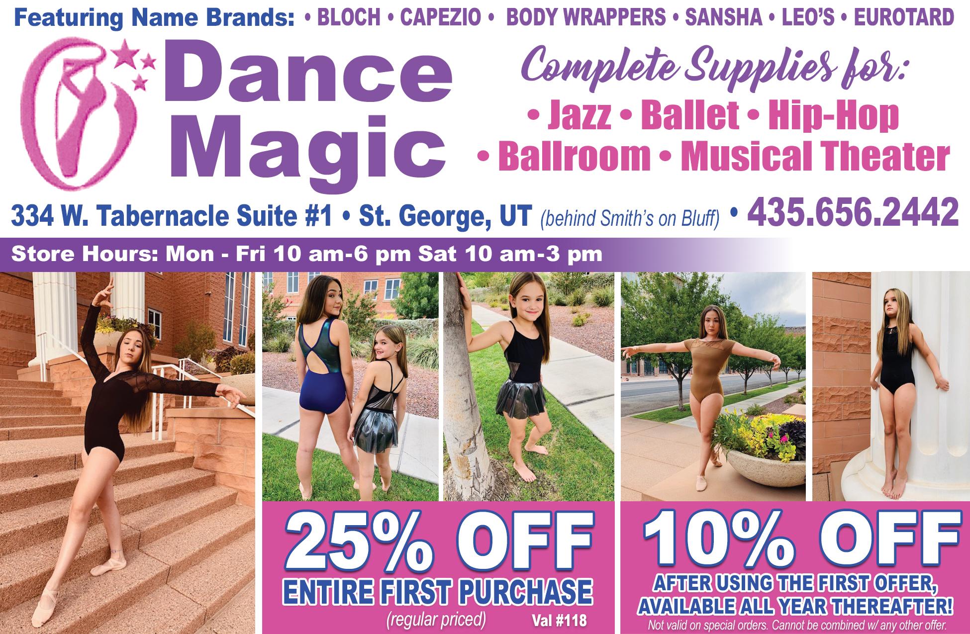 Dance Magic - Dance Lessons